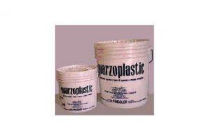 Quarzoplastic Rivestimento plastico pigmentato liscio o a spessore
